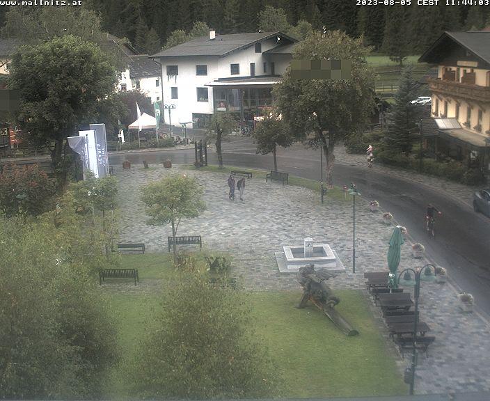 Mallnitz Település Élő Webkamera