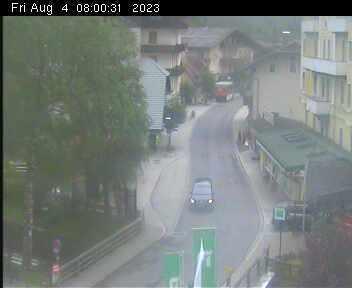 Livecam Dorfstrasse - 08:00