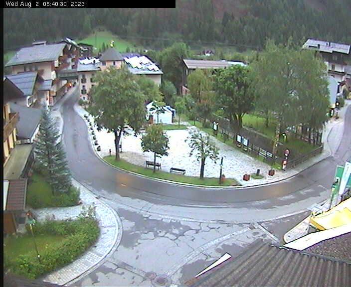 WEBkamera Mallnitz náměstí